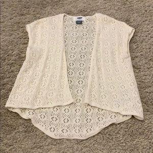 Crotchet Vest size 18-24 months